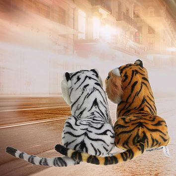 Children Kids Cute Soft Plush Tiger Animal Toys Lovely Stuffed Doll Pillow Gift