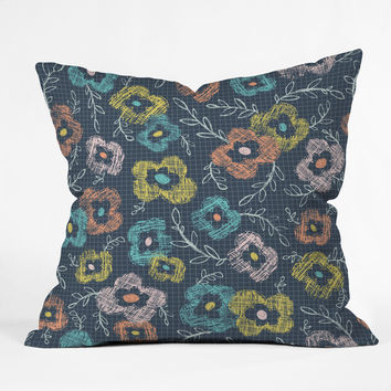 Heather Dutton Summerlicious Throw Pillow