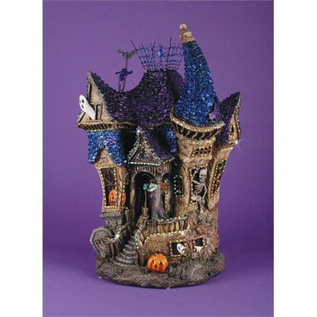 Halloween Decoration - Table Top Haunted House