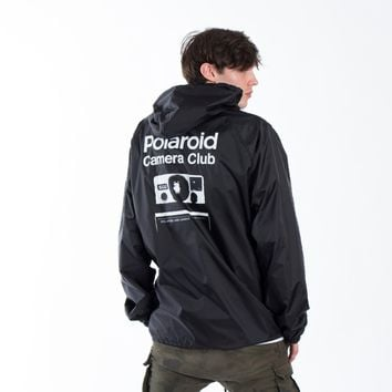 Polaroid Club Jacket Button-up Hoodie by Altru Apparel