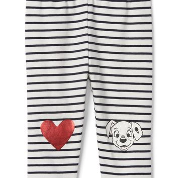 babyGap | Disney Dalmatian jersey leggings|gap