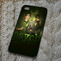 Psych James Roday Shawn Spencer Dule Hill Corbin Bernsen Case for iPhone