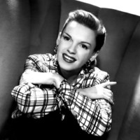 Portrait of Judy Garland Premium Poster at Art.com