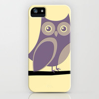 owl iPhone Case by PSdecor | Society6