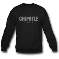 chipotle gang sweatshirt
