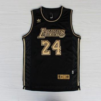 La Lakers #24 Kobe Bryant City Edition Swingman Jersey | Best Deal Online