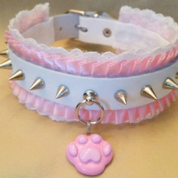 Kitty Collar Petplay