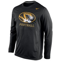 Nike Missouri Tigers Legend Practice Dri-FIT Performance Tee