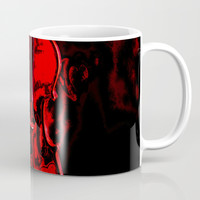 Imagine Mug by Theresa Campbell D'August Art