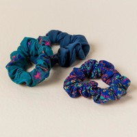 Retro Bands by Natural Life in Floral Blue
