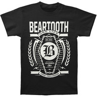 Beartooth Men's  Coffin T-shirt Black