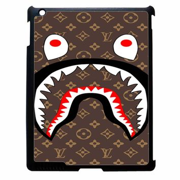 Bape Shark Pattern 3 iPad 2/3/4