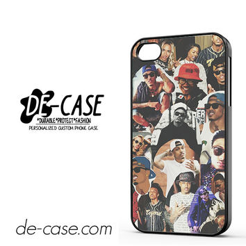 August Alsina College DEAL-1136 Apple Phonecase Cover For Iphone 4 / Iphone 4S