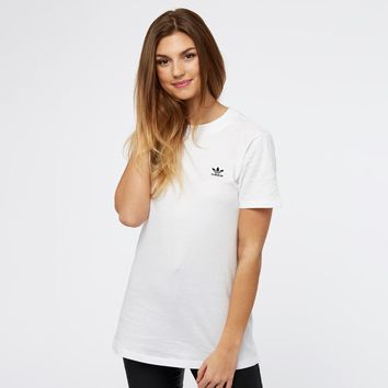 adidas Originals Womens SC Tee - White