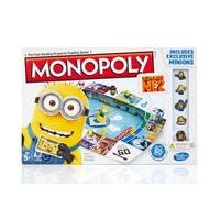 Monopoly at HasbroToyShop.com | MONOPOLY DESPICABLE ME 2 GAME Product Details