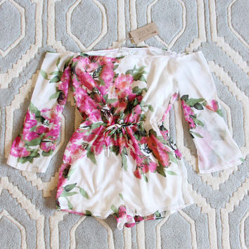 Sunkissed Romper