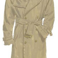 English-Style Trenchcoat