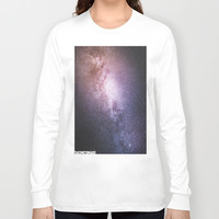 Take me to Mars Long Sleeve T-shirt by HappyMelvin