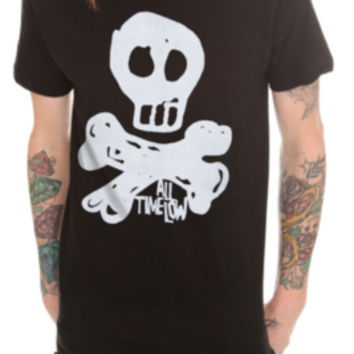 All Time Low Skull T-Shirt