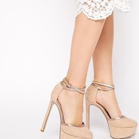 ASOS PAGEANT Platform Shoes