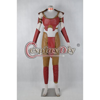 Mileena Cosplay Costume From Mortal Kombat X Adult Carnival Party Costumes Custom Made Without Wig D0722