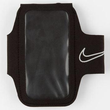 Nike Lightweight Arm Band 2.0 Black/Silver One Size For Men 25730314501