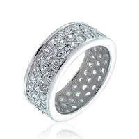 Bling Jewelry Brick Road Ring