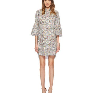 Paul Smith Floral Print Cotton Dress