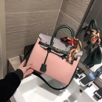 Hermes Shoulder Bag Female Inclined Shoulder Bag