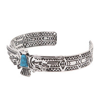 With Love From CA Turquoise Free Bird Bracelet at PacSun.com