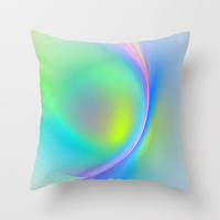 Just One More Throw Pillow by Lyle Hatch | Society6