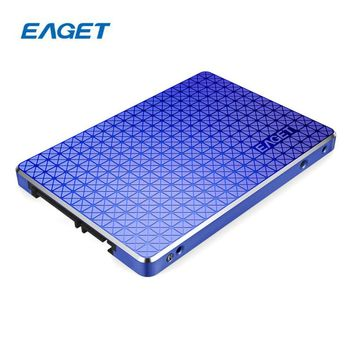 EAGET S500 SATA3 SSD 120G 2.5 Inch Solid State Drive Hard Disk TLC flash memory For Desktop Laptop PC 120GB/256GB/512GB