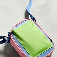 UO Patterned Mini Messenger Bag | Urban Outfitters