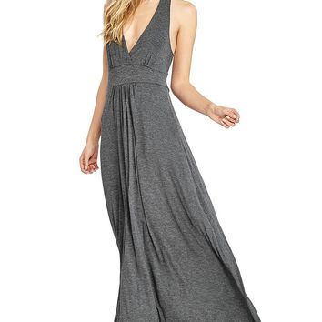 Harmony Halter Maxi Dress