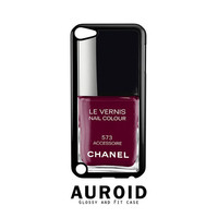 Chanel Nail Polish Accessoire iPod Touch 4 | 5 Case Auroid