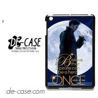 Once Upon A Time Captain Jack For Ipad 2/3/4 Ipad Mini 2/3/4 Ipad Air 1 Ipad Air 2 Case Phone Case Gift Present
