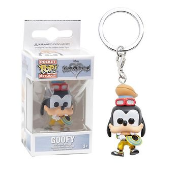 Funko Disney Kingdom Hearts Pocket Pop! Goofy Key Chain