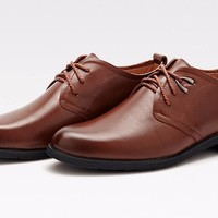 Man-made Leather Dress Shoes