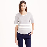 PIPED SURF TOP IN STRIPE