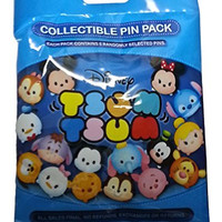 Disney Tsum Tsum Mystery Pack Set of 5 Pins