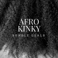 Afro Kinky Sew-In Extensions