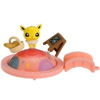 Pokemon Pita-Poke JOLTEON PPS-12 Mini figure TAKARA TOMY Japan VOLTALI PitaPoke