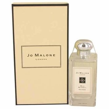 Jo Malone Wild Bluebell by Jo Malone Cologne Spray (Unisex) 3.4 oz (Women)