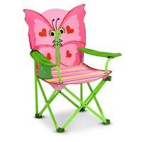 Melissa & Doug Sunny Patch Bella Butterfly Chair