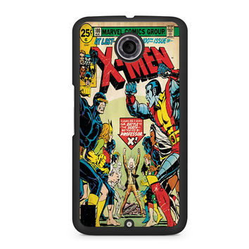 X-Men Retro Comic Book Nexus 6 case