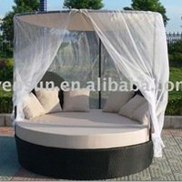 Round Bed - Buy Daybed,Rattan Bed,Sofa Bed Product on Alibaba.com
