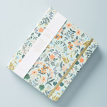 Rifle Paper Co. Wildwood 2018-2019 Planner