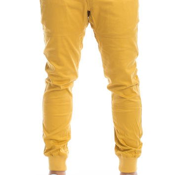 Publish, Legacy Jogger Pants - Mustard | MLTD