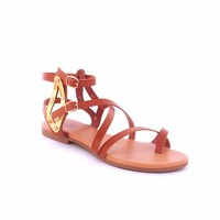 Andrea Brown Gladiator Sandal