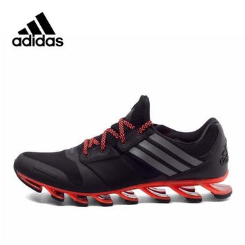 Original New Arrival Official Adidas Springblade Men's Running Breathable Shoes Sneakers